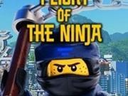 Игра Лего Ниндзяго: Полет Ниндзя
