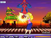 Игра Spider Man Kiss
