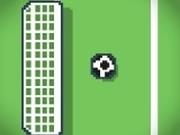 Игра Пиксельный Футбол