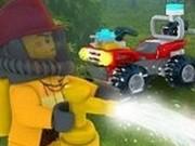 Игра Лего Сити: Лесные Пожарные