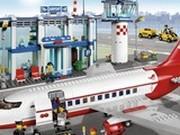 Игра Лего Сити: Взлётно Посадочная Полоса