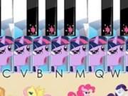 Игра Пианино с Май Литл Пони