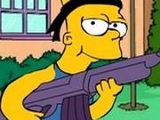 Игра Барт Симпсон Рулит
