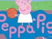 Игра Свинка Пеппа: Баскетбол