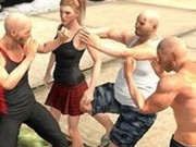 Игра ГТА: Уличные Бои