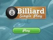 Игра Одиночный бильярд