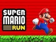 Игра Бегающий Марио
