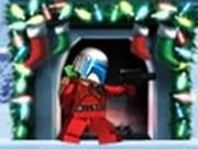 Игра Новогодний Календарь 2013 года: Лего Звездные Войны