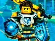 Игра Пазл Лего Нексо Найтс: Мерлок