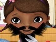 Игра Сбрить Бороду: Доктор Плюшева