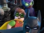 Игра Лего Бэтмен: Создай Супергероя