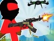 Игра Армия Стикмена: Командный Поединок