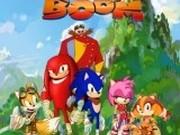 Игра Sonic Boom Boom