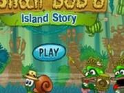 Игра Улитка Боб 8: История На Острове