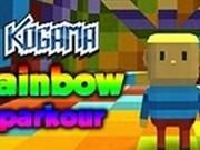 Игра Когама: Радужный Паркур