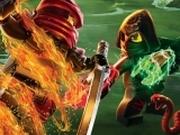 Игра Лего Ниндзяго: Драки Ниндзя