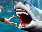 Игра Симулятор Акулы: Пляжный Убийца