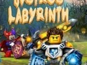 Игра Лего Нексо Найтс: Лабиринт