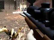 Игра Снайпер: Долина Зомби