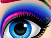 Игра Макияж для Глаз Анны