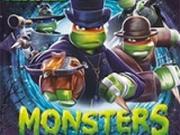 Игра Черепашки Ниндзя: Монстры Против Мутантов