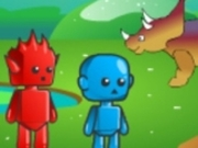 Игра Огонь и Вода: Динозавры
