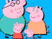 Игра Свинка Пеппа: Поиск Звезд