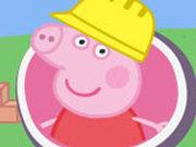Игра Свинка Пеппа: Новый Дом