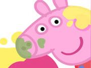 Игра Свинка Пеппа: Набор Раскрасок