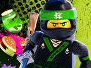 Игра Лего Ниндзяго: Спинджицу Слэш