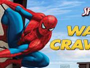Игра Человек Паук - Лазить по Стенам