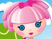 Игра Лалалупси: Одень Принцессу