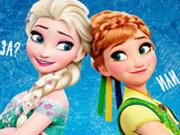 Игра Холодное Сердце: Ты Эльза или Анна?