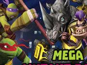 Игра Черепашки Ниндзя: Битва с Мутантами
