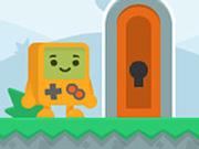 Игра Бродилка: Пиксельный Друг