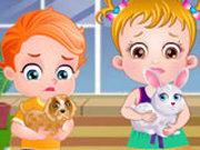 Игра Хейзел: Больница для Животных