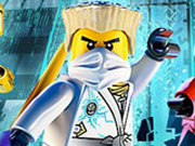 Игра Лего Ниндзяго: Кодекс Ниндзя