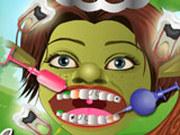 Игра Лечить Зубы Фионе