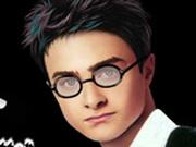 Игра Приодень Гарри Поттера