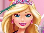 Игра Новинки Причесок для Барби