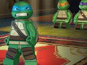 Игра Лего Черепашки Ниндзя: Тренировка