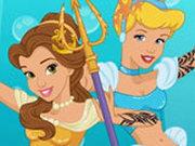 Игра Принцессы Диснея: Русалки