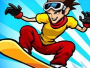 Игра Спорт: Трюки на Сноуборде 2
