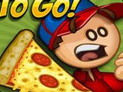 Игра Папа Луи: Пиццерия
