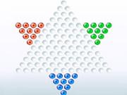 Игра Китайская Звезда: Шашки