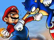Игра Соник: Затерянный в Мире Марио