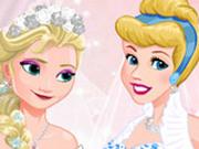 Игра Принцессы Диснея: Свадебный Бал