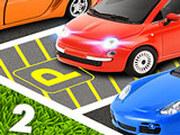 Игра Сложная Парковка Машин 2