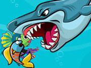 Игра Толстая Акула