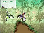Игра Чемпионат велосипеда грязи